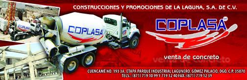 COPLASA, S.A. DE C.V.